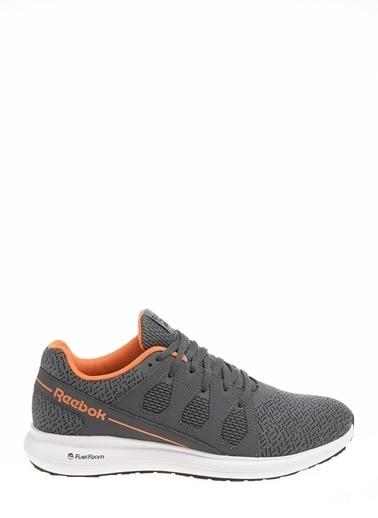 Reebok Reebok FV0570 Driftium 2.0 Fileli Bağcıklı Erkek Koşu Ayakkabı Gri
